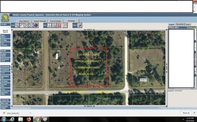 Camino Real BLVD, Clewiston, FL 33440 - MLS#: 218030615