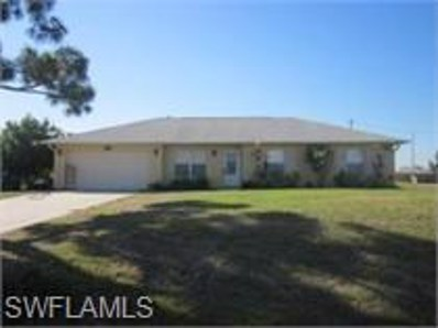 1510 21st ST, Cape Coral, FL 33993 - MLS#: 218030789