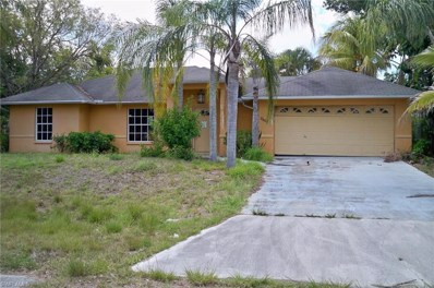 2602 17th AVE, Cape Coral, FL 33909 - MLS#: 218030972