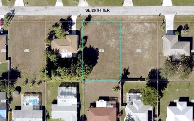 540 26th TER, Cape Coral, FL 33904 - MLS#: 218030990