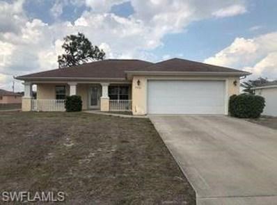 5232 6th W ST, Lehigh Acres, FL 33971 - MLS#: 218031007