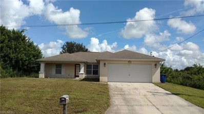 2510 31st Sw ST, Lehigh Acres, FL 33976 - MLS#: 218031046