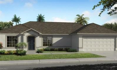 1601 13th ST, Cape Coral, FL 33991 - MLS#: 218031052