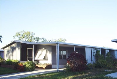 3166 Running Deer DR, North Fort Myers, FL 33917 - MLS#: 218031274