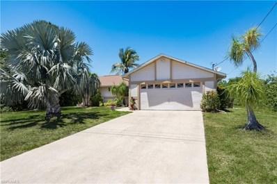 2711 2nd LN, Cape Coral, FL 33991 - MLS#: 218031335