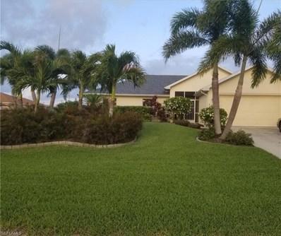 1005 34th AVE, Cape Coral, FL 33993 - MLS#: 218031468