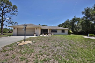 602 Calvin AVE, Lehigh Acres, FL 33972 - MLS#: 218031603