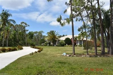 15099 Briar Ridge CIR, Fort Myers, FL 33912 - MLS#: 218031634