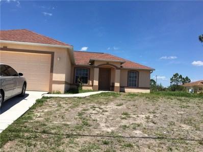 3712 12th W ST, Lehigh Acres, FL 33971 - MLS#: 218031682