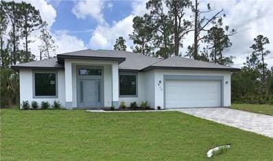 917 Binkley E ST, Lehigh Acres, FL 33974 - MLS#: 218031748