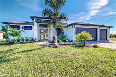 3833 15th PL, Cape Coral, FL 33914 - MLS#: 218031773
