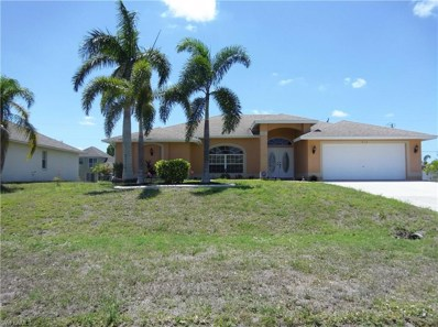 416 15th ST, Cape Coral, FL 33990 - MLS#: 218031832