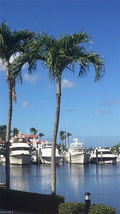 E-7 50\' Boat Dock In Gulf Harbour, Fort Myers, FL 33908 - MLS#: 218032002