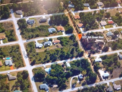5231 4th W ST, Lehigh Acres, FL 33971 - MLS#: 218032307