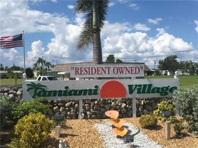 3358 Rainbow LN, North Fort Myers, FL 33903 - MLS#: 218032358