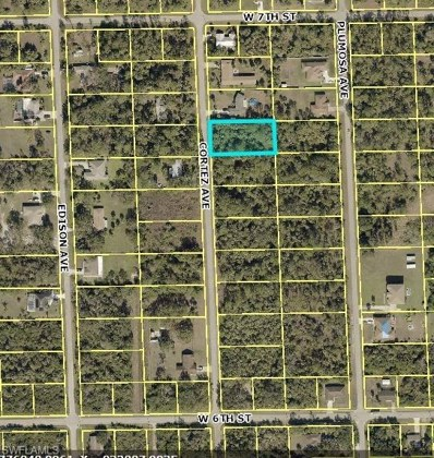 616 Cortez AVE, Lehigh Acres, FL 33972 - MLS#: 218032699