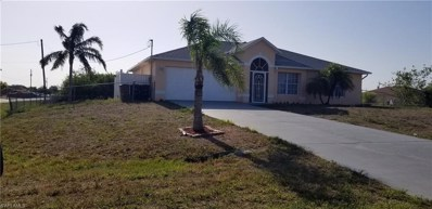 822 Chaplin AVE, Lehigh Acres, FL 33971 - MLS#: 218032811