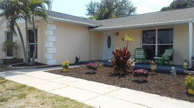 787 Friendly ST, North Fort Myers, FL 33903 - MLS#: 218032969