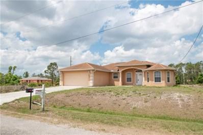 718 Castlestone S AVE, Lehigh Acres, FL 33974 - MLS#: 218033035