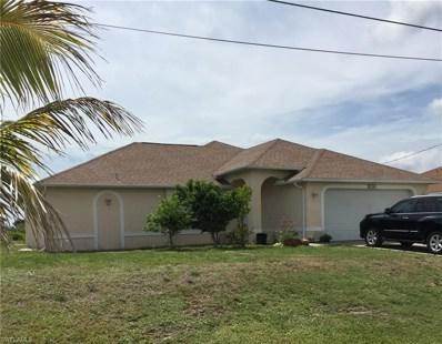 304 22nd CT, Cape Coral, FL 33993 - MLS#: 218033284