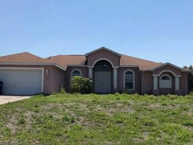 912 Poinsettia AVE, Lehigh Acres, FL 33972 - MLS#: 218033406