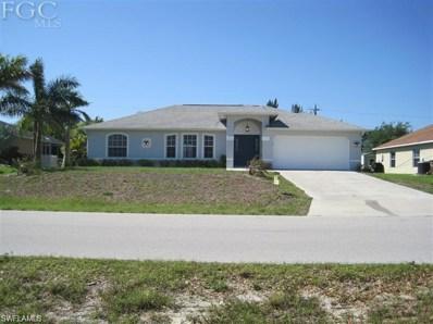 306 13th ST, Cape Coral, FL 33990 - MLS#: 218033444