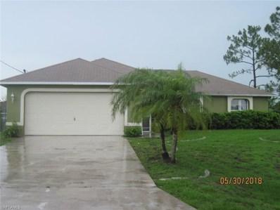 4306 13th W ST, Lehigh Acres, FL 33971 - MLS#: 218033594