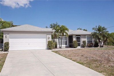1233 22nd PL, Cape Coral, FL 33993 - MLS#: 218033606