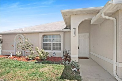 2931 9th TER, Cape Coral, FL 33993 - #: 218033677