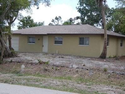 18512 Bartow BLVD, Fort Myers, FL 33967 - MLS#: 218033688