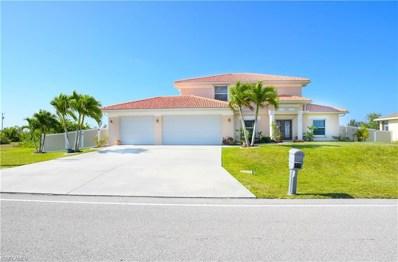 4334 Jacaranda W PKY, Cape Coral, FL 33993 - MLS#: 218033736