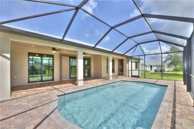 445 37th PL, Cape Coral, FL 33993 - MLS#: 218033775