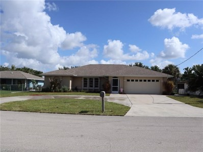 13460 Marquette BLVD, Fort Myers, FL 33905 - MLS#: 218033972