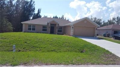 3121 47th Sw ST, Lehigh Acres, FL 33976 - MLS#: 218034023