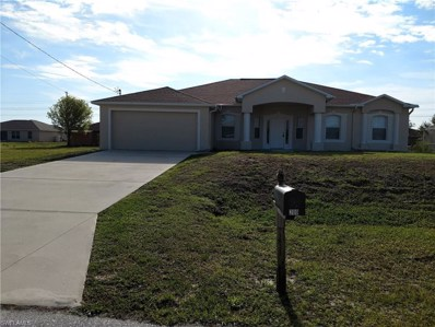 209 24th PL, Cape Coral, FL 33993 - #: 218034056