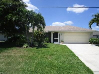 3740 1st PL, Cape Coral, FL 33914 - MLS#: 218034096
