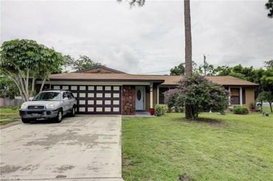 8110 Valencia RD, Fort Myers, FL 33967 - MLS#: 218034149