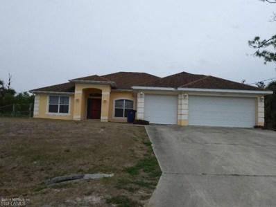 506 Hibiscus AVE, Lehigh Acres, FL 33972 - MLS#: 218034251