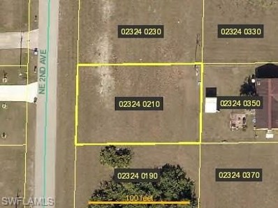 3017 2nd AVE, Cape Coral, FL 33909 - MLS#: 218034502