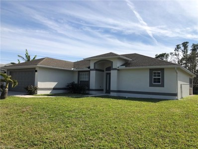 107 Ocean Park DR, Lehigh Acres, FL 33972 - MLS#: 218034550