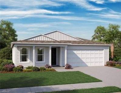2520 15th AVE, Cape Coral, FL 33993 - MLS#: 218034577