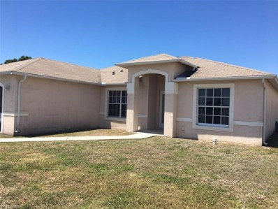 2228 9th PL, Cape Coral, FL 33993 - MLS#: 218034591