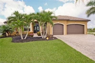 3322 26th PL, Cape Coral, FL 33914 - MLS#: 218034648