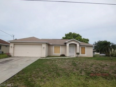 300 22nd AVE, Cape Coral, FL 33993 - MLS#: 218034672