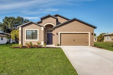 538 26th ST, Cape Coral, FL 33904 - MLS#: 218034677