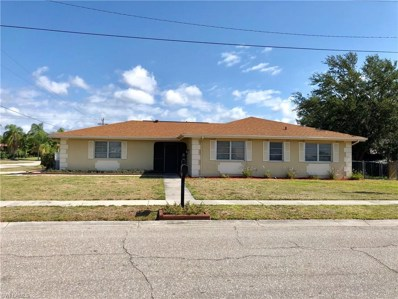 1758 Bluewater TER, North Fort Myers, FL 33903 - MLS#: 218034814