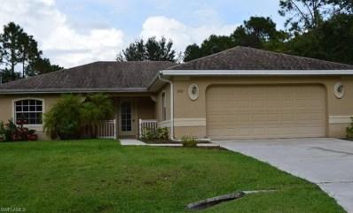 720 Abbott AVE, Lehigh Acres, FL 33972 - MLS#: 218034831
