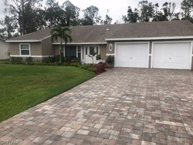19009 Bartow BLVD, Fort Myers, FL 33967 - MLS#: 218035007