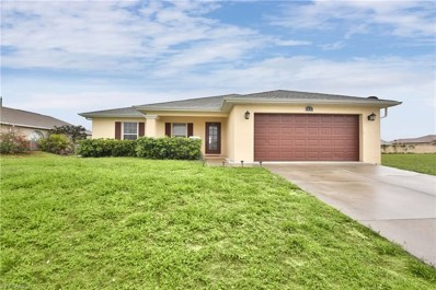 2833 6th PL, Cape Coral, FL 33993 - MLS#: 218035066