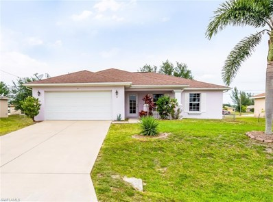 29 7th TER, Cape Coral, FL 33909 - MLS#: 218035083